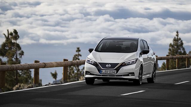 Nissan comemora 10.º aniversário da entrega dos primeiros LEAF em Portugal
