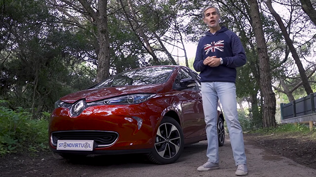 Review: Renault Zoe (2018)