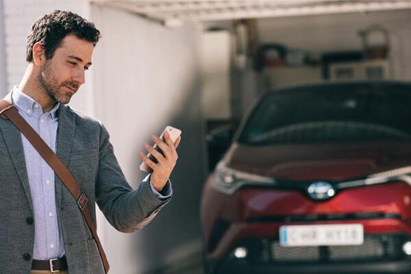 MyT, a nova aplicação da Toyota