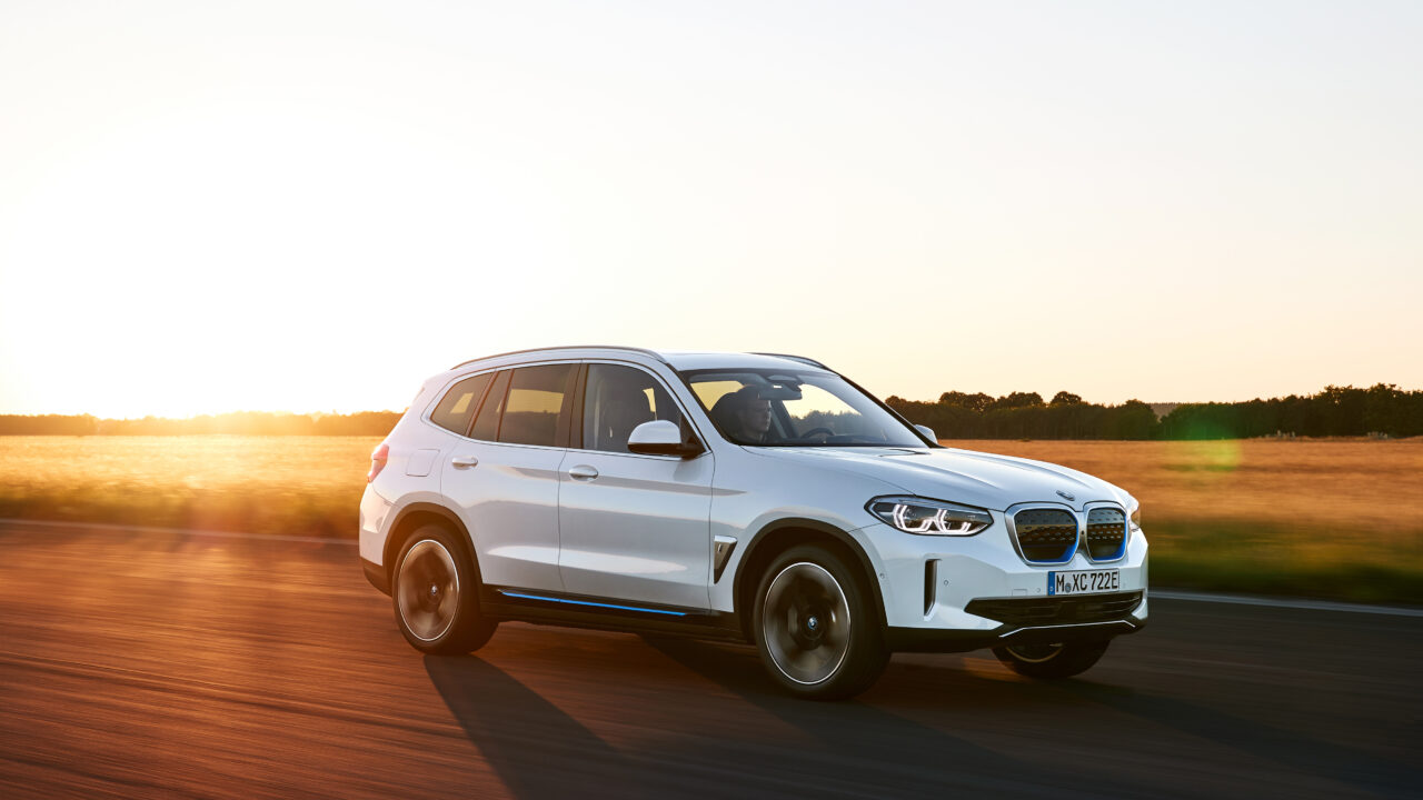 BMW iX3: o primeiro de uma nova era
