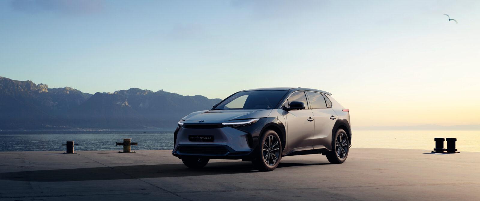 Toyota para além das emissões baixas