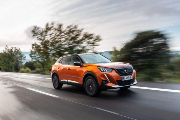 Passe a zero emissões com os veículos elétricos Peugeot